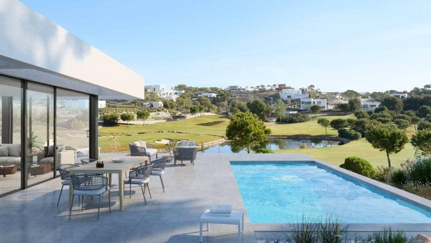 Chalet de 3 habitaciones en Las Colinas Golf en venta con piscina - 715.000 € (Ref: 4914711)
