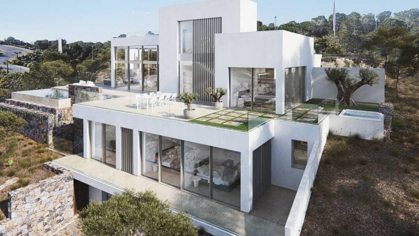 Chalet de 4 habitaciones en Las Colinas Golf en venta con piscina - 2.075.000 € (Ref: 4949745)