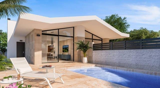 3 bedroom Semi-detached Villa for sale in Benimar with pool - € 239,900 (Ref: 5084042)