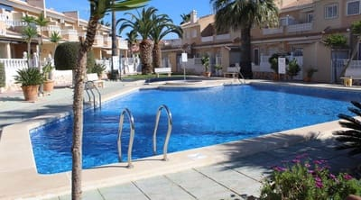 2 bedroom Townhouse for sale in Dona Pepa with pool - € 124,950 (Ref: 5095263)