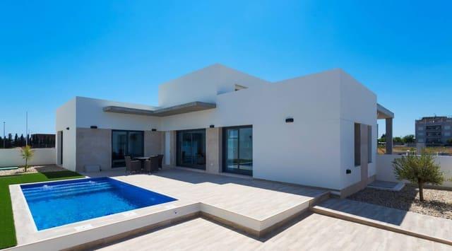 3 sypialnia Dom blizniak na sprzedaż w Daya Nueva z basenem - 245 000 € (Ref: 5151213)
