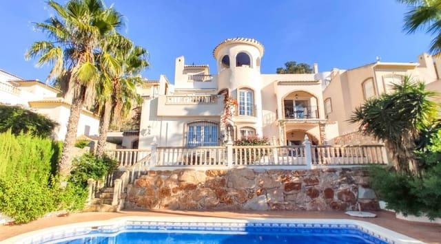 4 soveværelse Villa til salg i Las Ramblas Golf med swimmingpool - € 499.900 (Ref: 5332370)