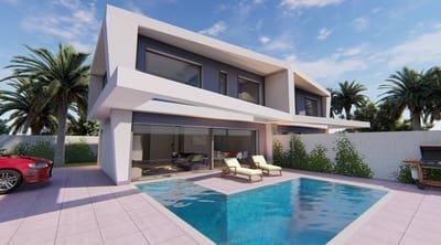 4 chambre Villa/Maison Semi-Mitoyenne à vendre à Gran Alacant avec piscine - 240 000 € (Ref: 5382654)