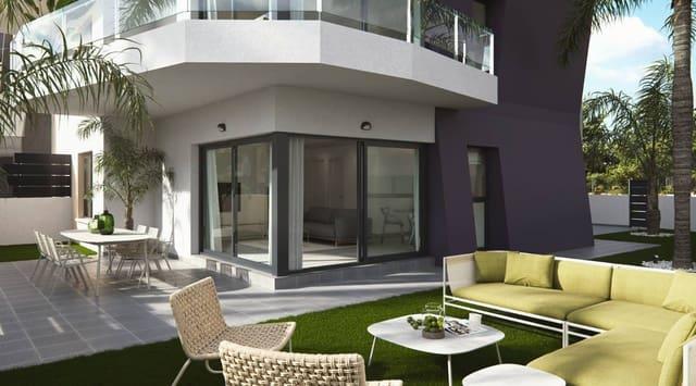 3 soveværelse Lejlighed til salg i Mil Palmeras med swimmingpool - € 299.900 (Ref: 5592173)