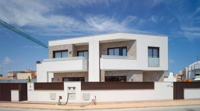 3 chambre Villa/Maison Semi-Mitoyenne à vendre à San Pedro del Pinatar avec piscine - 299 000 € (Ref: 5841001)