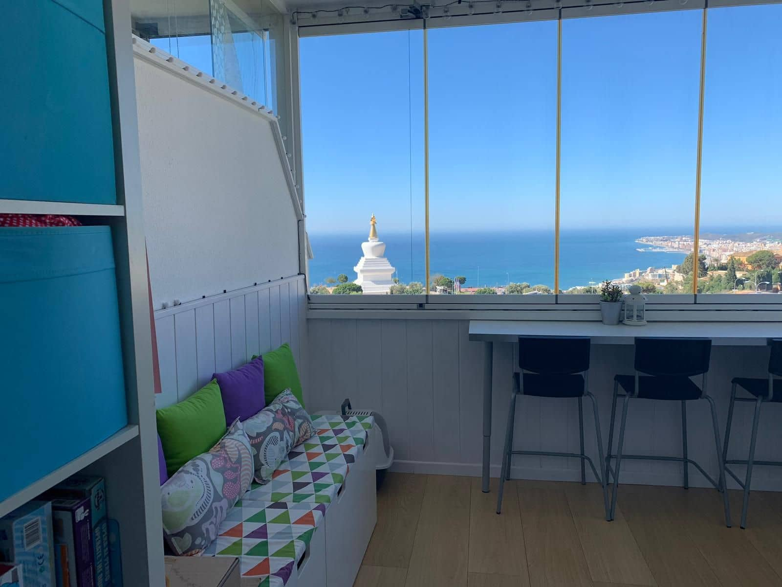 2 bedroom Apartment for sale in Benalmadena with pool garage - € 199,000 (Ref: 4716835)