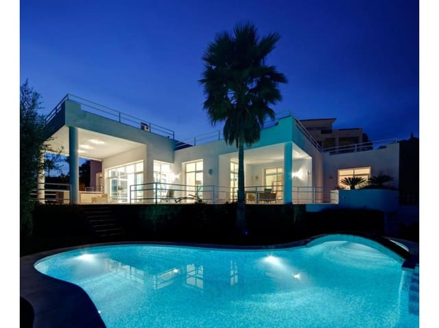 5 sypialnia Willa do wynajęcia w La Quinta z basenem - 7 500 € (Ref: 5785647)