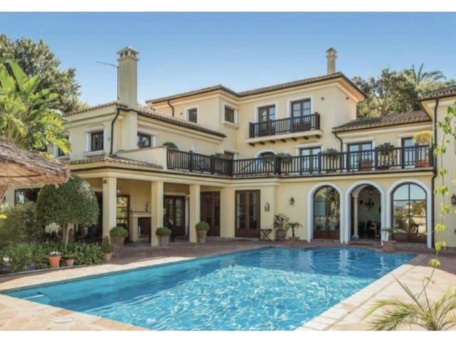 6 quarto Moradia para arrendar em San Roque com piscina - 7 000 € (Ref: 5850161)