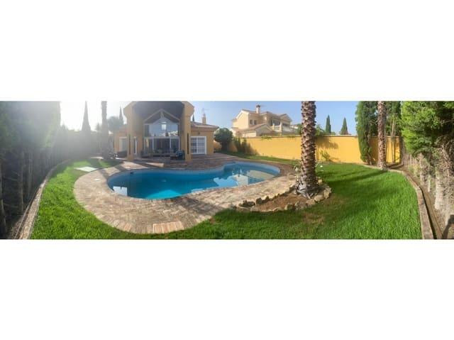 4 sovrum Villa att hyra i Casares med pool - 2 500 € (Ref: 6211846)
