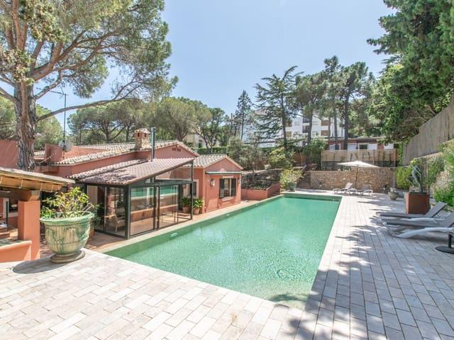 5 slaapkamer Villa te huur in Llafranc met zwembad garage - € 2.450 (Ref: 4554613)