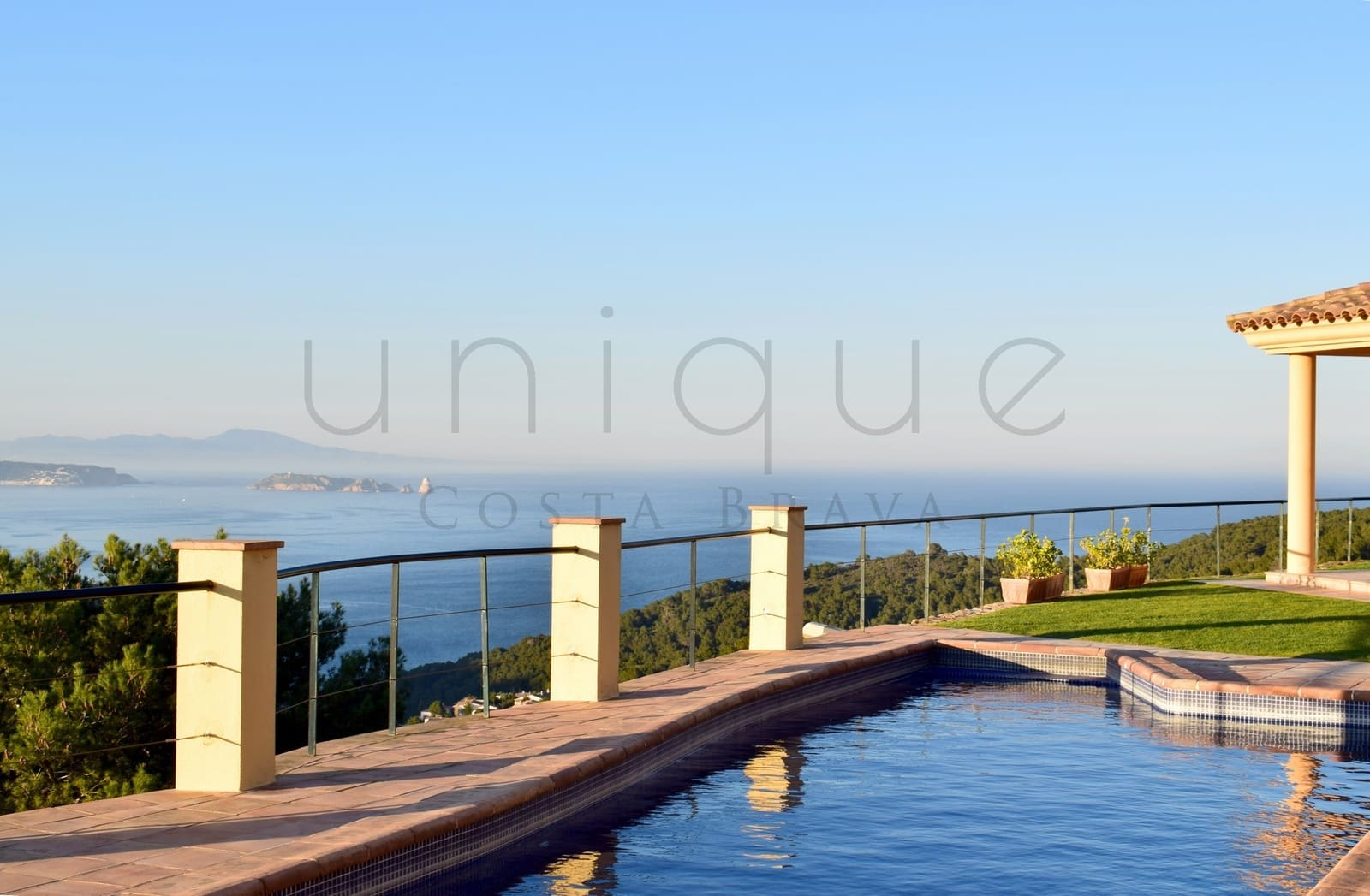 3 bedroom Villa for rent in Begur with pool garage - € 2,500 (Ref: 4690304)