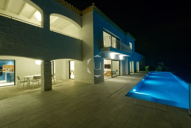 5 sovrum Villa att hyra i Platja d'Aro med pool - 4 000 € (Ref: 4858562)