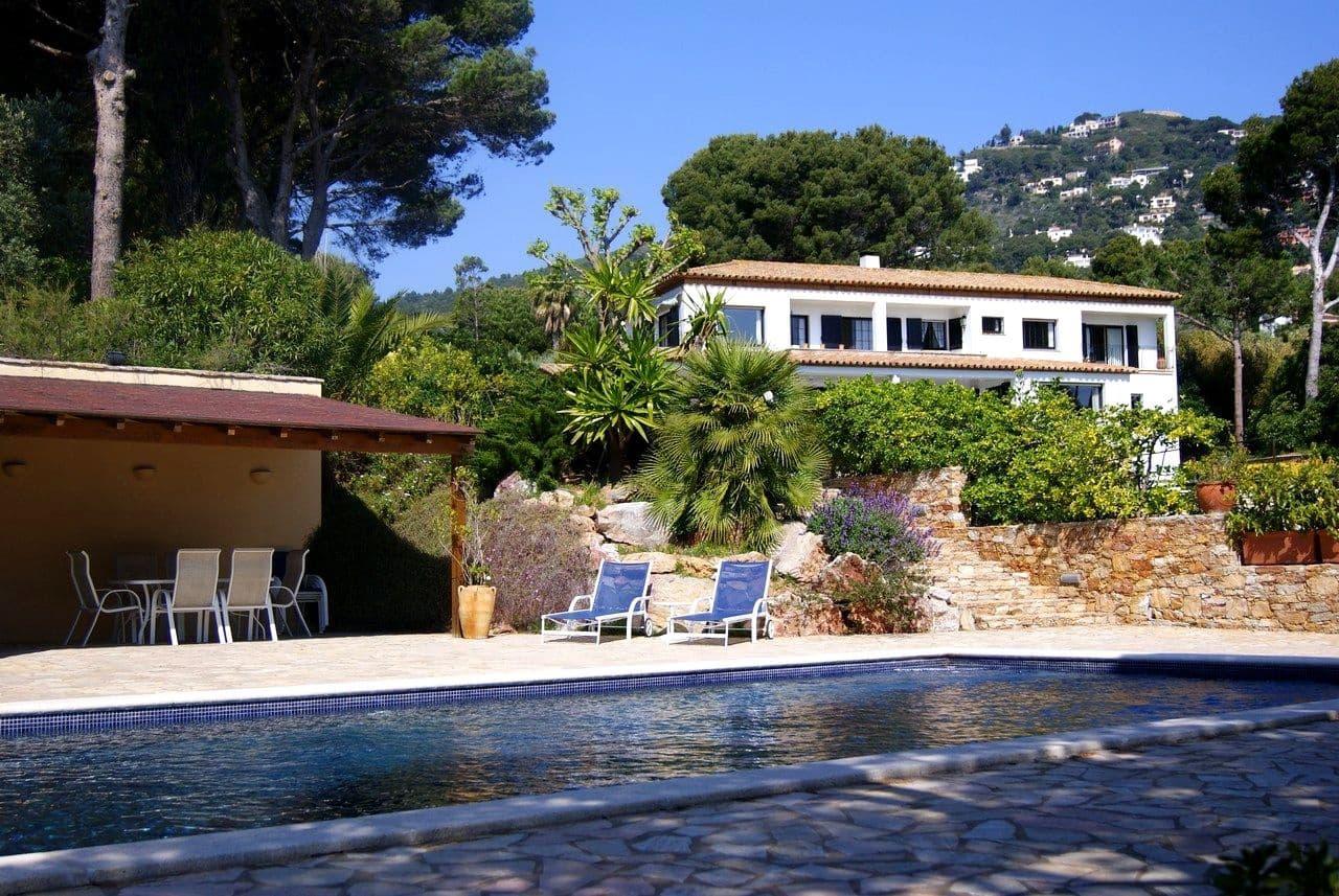 5 slaapkamer Villa te huur in Begur met zwembad garage - € 6.750 (Ref: 5284123)