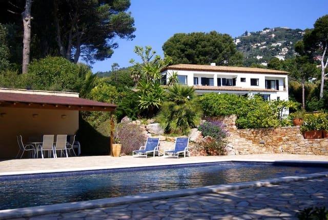 5 sovrum Villa att hyra i Begur med pool garage - 6 750 € (Ref: 5284123)