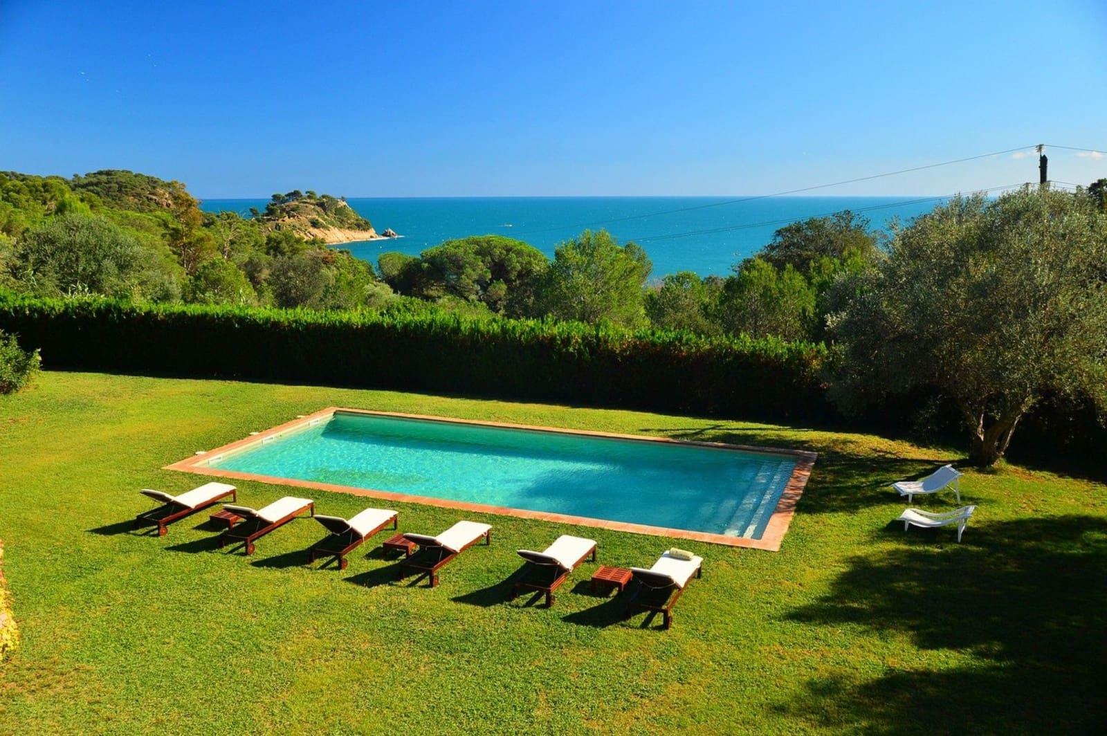 5 sovrum Villa att hyra i Palamos med pool garage - 9 000 € (Ref: 5344481)