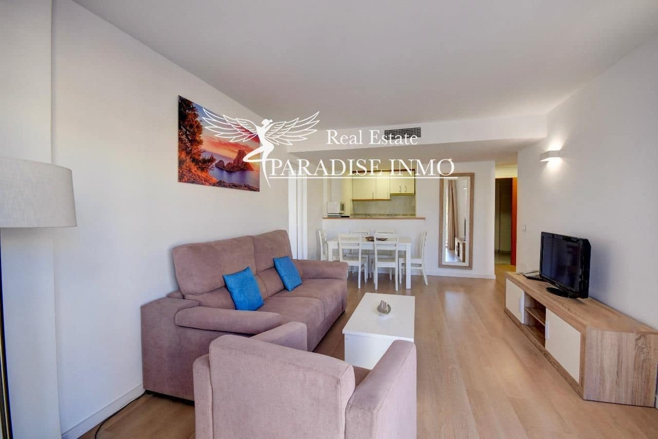2 bedroom Flat for sale in San Jose / Sant Josep de Sa Talaia with pool - € 260,000 (Ref: 4507352)