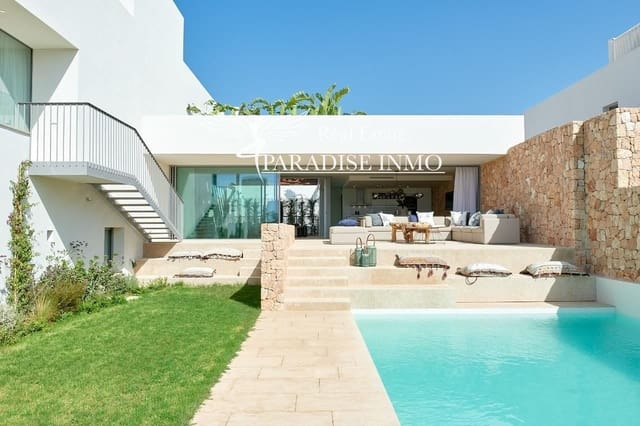 5 bedroom Villa for sale in Cala Conta with pool garage - € 2,550,000 (Ref: 4769793)