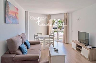 1 sovrum Lägenhet att hyra i Cala d'en Bou med pool - 1 500 € (Ref: 4858111)