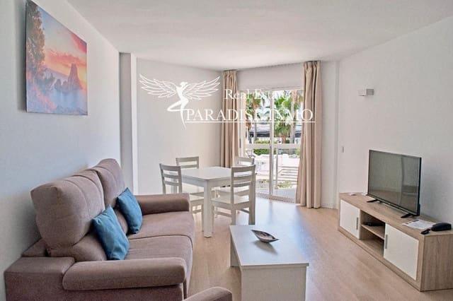 1 slaapkamer Flat te huur in Cala d'en Bou met zwembad - € 1.000 (Ref: 4858111)