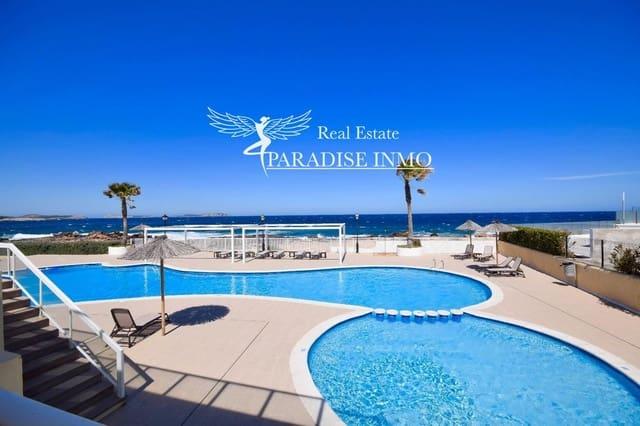 1 sypialnia Mieszkanie do wynajęcia w Cala d'en Bou z basenem - 1 700 € (Ref: 5103478)