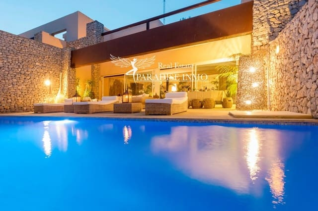 5 bedroom Townhouse for sale in Santa Eulalia / Santa Eularia with pool garage - € 1,500,000 (Ref: 5341273)