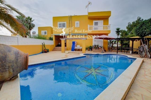 4 slaapkamer Villa te huur in Port des Torrent met zwembad garage - € 3.500 (Ref: 5907951)