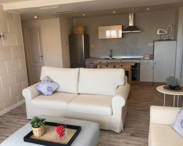 2 soveværelse Lejlighed til leje i Rocio del Mar - € 650 (Ref: 5170775)