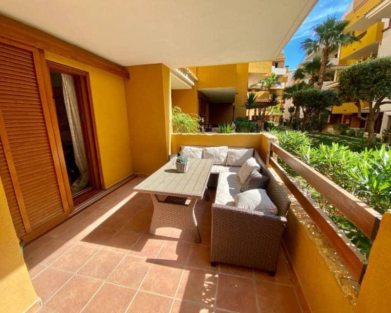 2 slaapkamer Appartement te huur in Punta Prima met zwembad garage - € 685 (Ref: 5196318)