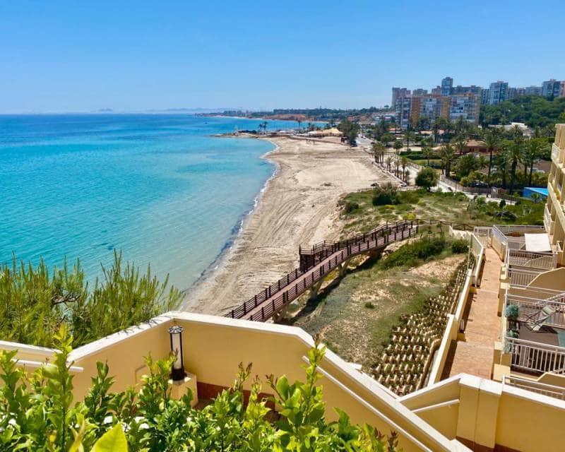 3 slaapkamer Appartement te huur in Campoamor met zwembad - € 900 (Ref: 5302038)
