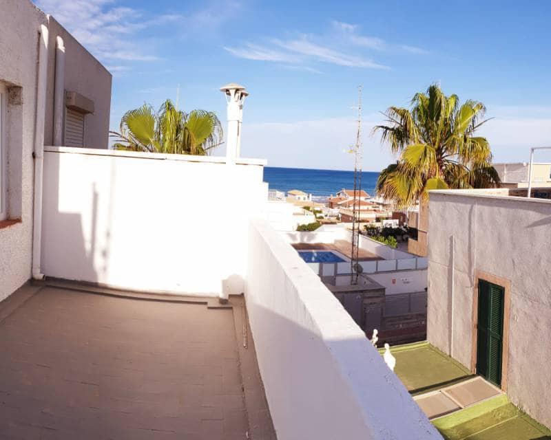 4 slaapkamer Rijtjeshuis te huur in Guardamar del Segura - € 1.000 (Ref: 5323021)