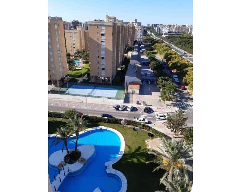 2 bedroom Penthouse for rent in San Juan de Alicante / Sant Joan d'Alacant with pool - € 800 (Ref: 5344364)