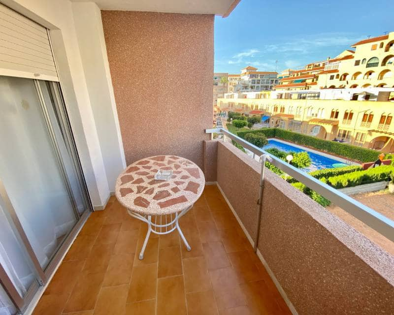 2 bedroom Apartment for holiday rental in La Mata with pool garage - € 500 (Ref: 5526637)