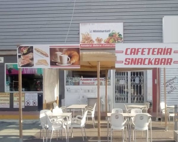 1 slaapkamer Bedrijf te huur in Torrevieja - € 500 (Ref: 5592943)