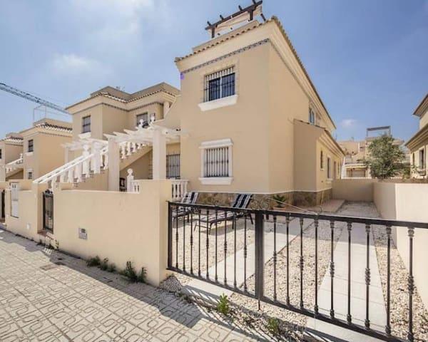 2 sypialnia Dom szeregowy do wynajęcia w Playa Flamenca z basenem - 600 € (Ref: 5624573)