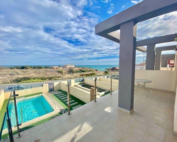 2 slaapkamer Rijtjeshuis te huur in Cabo Cervera met zwembad - € 950 (Ref: 5873378)