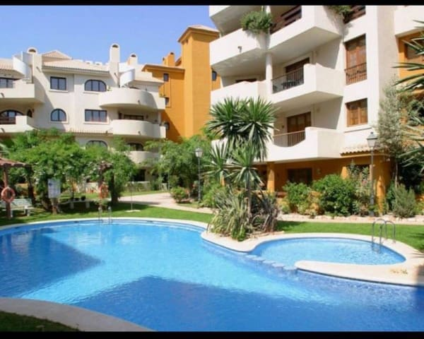 2 sovrum Lägenhet att hyra i Punta Prima med pool garage - 750 € (Ref: 6287559)