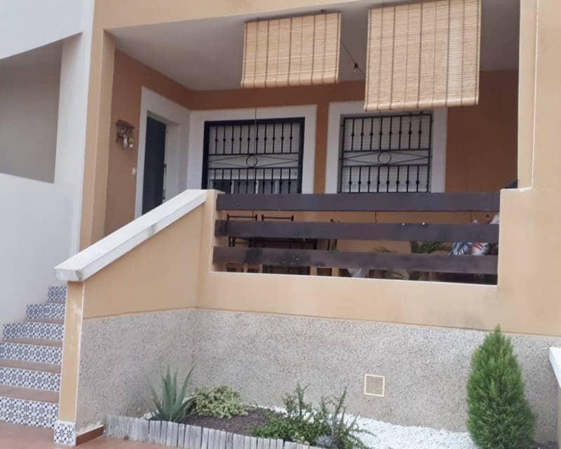 2 camera da letto Appartamento da affitare come casa vacanza in Orihuela con piscina - 550 € (Rif: 6322938)