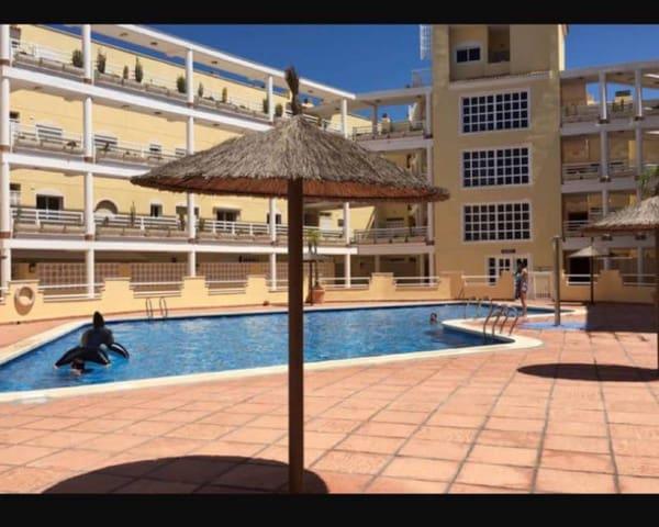 2 soveværelse Lejlighed til leje i Campoamor med swimmingpool garage - € 500 (Ref: 6399098)