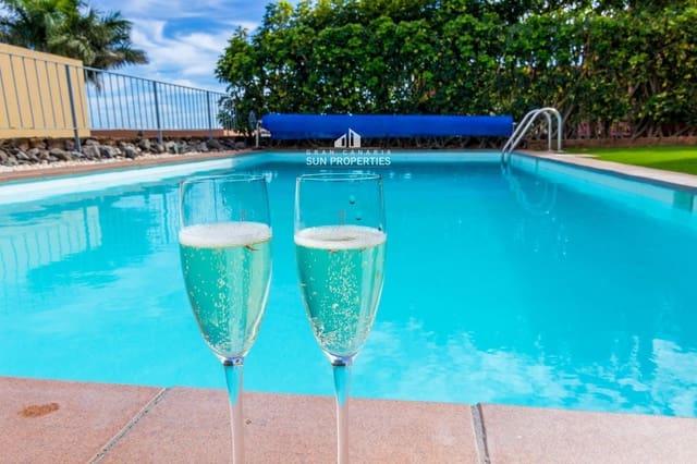 2 soverom Villa til leie i Salobre Golf med svømmebasseng - € 2 200 (Ref: 5243814)