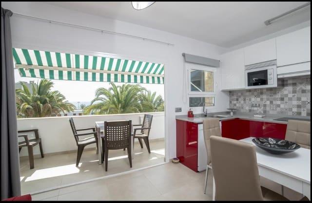 1 Zimmer Apartment zu vermieten in San Agustin mit Pool - 900 € (Ref: 5477854)