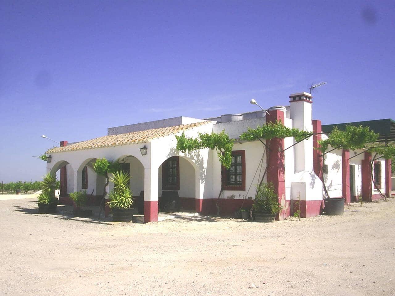 Terre non Aménagée à vendre à Sanlucar de Barrameda - 775 000 € (Ref: 5547760)