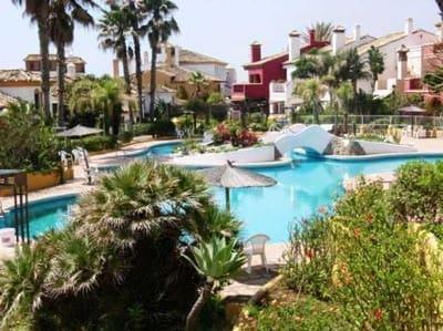 3 sovrum Villa att hyra i La Alcaidesa med pool garage - 1 100 € (Ref: 5393981)