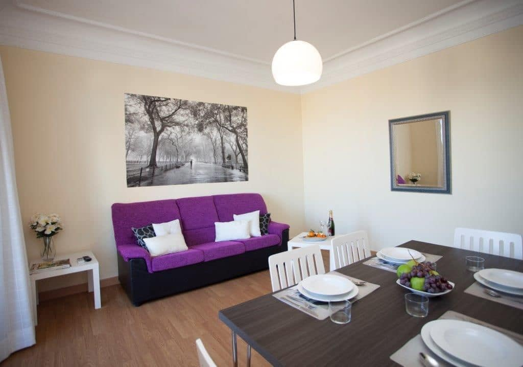 4 bedroom Apartment for rent in Valencia city - € 1,950 (Ref: 4553049)