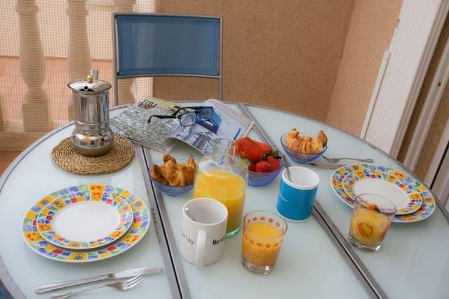 2 sypialnia Apartament do wynajęcia w Pucol z basenem garażem - 2 200 € (Ref: 4570704)
