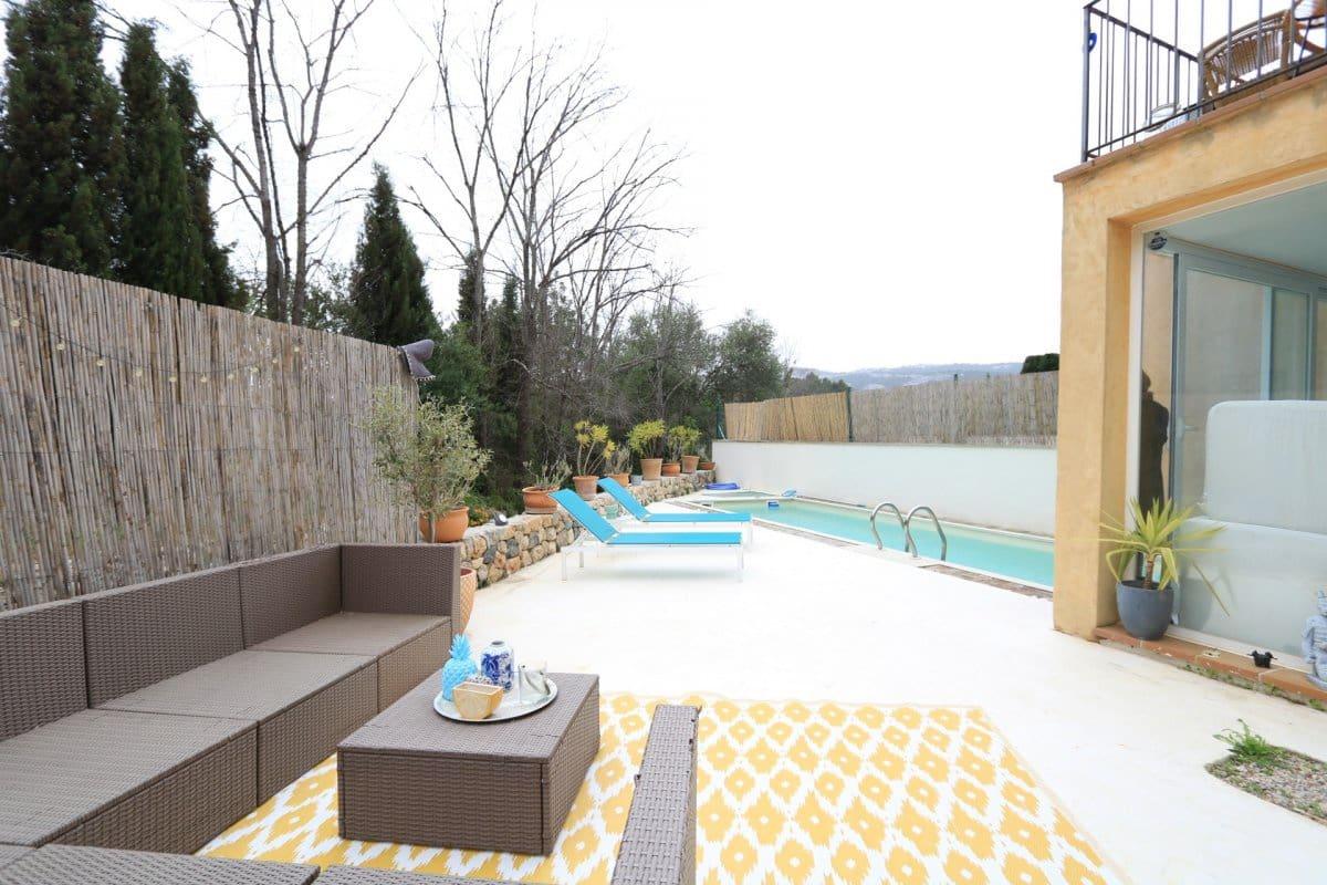 Adosado de 6 habitaciones en Puigpunyent en venta con piscina garaje - 430.000 € (Ref: 4584246)