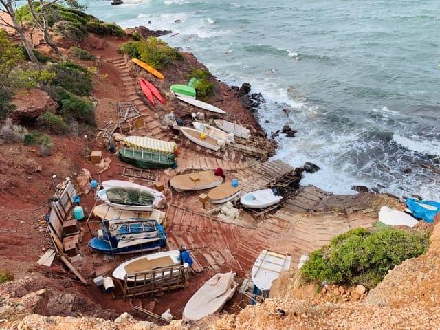 Pareado de 4 habitaciones en Banyalbufar en venta - 230.000 € (Ref: 4584270)