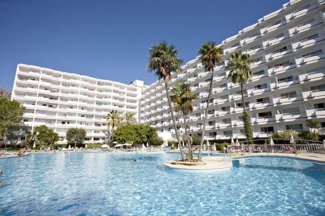 Studio til salgs i Puerto de Alcudia med svømmebasseng garasje - € 89 730 (Ref: 5614278)
