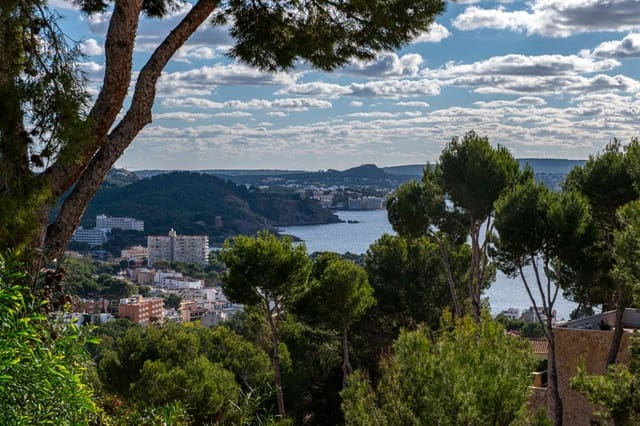 2 chambre Bungalow à vendre à Peguera / Paguera avec piscine - 375 000 € (Ref: 5759929)