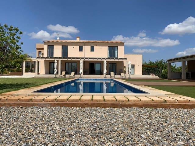 5 sovrum Villa att hyra i Felanitx med pool garage - 6 250 € (Ref: 6183788)