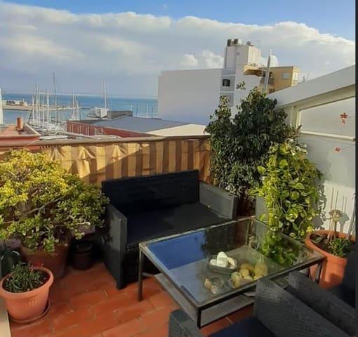 2 sypialnia Penthouse na sprzedaż w Palma de Mallorca - 371 000 € (Ref: 6264884)